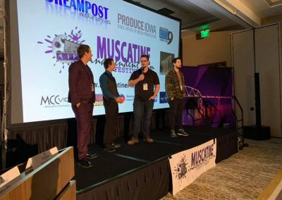Muscatine Independent Film Festival 2018