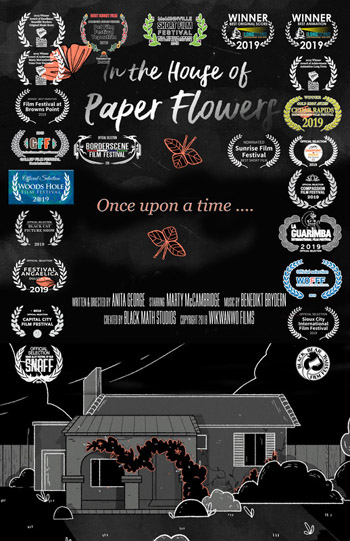 In the House of Paper Flowers
